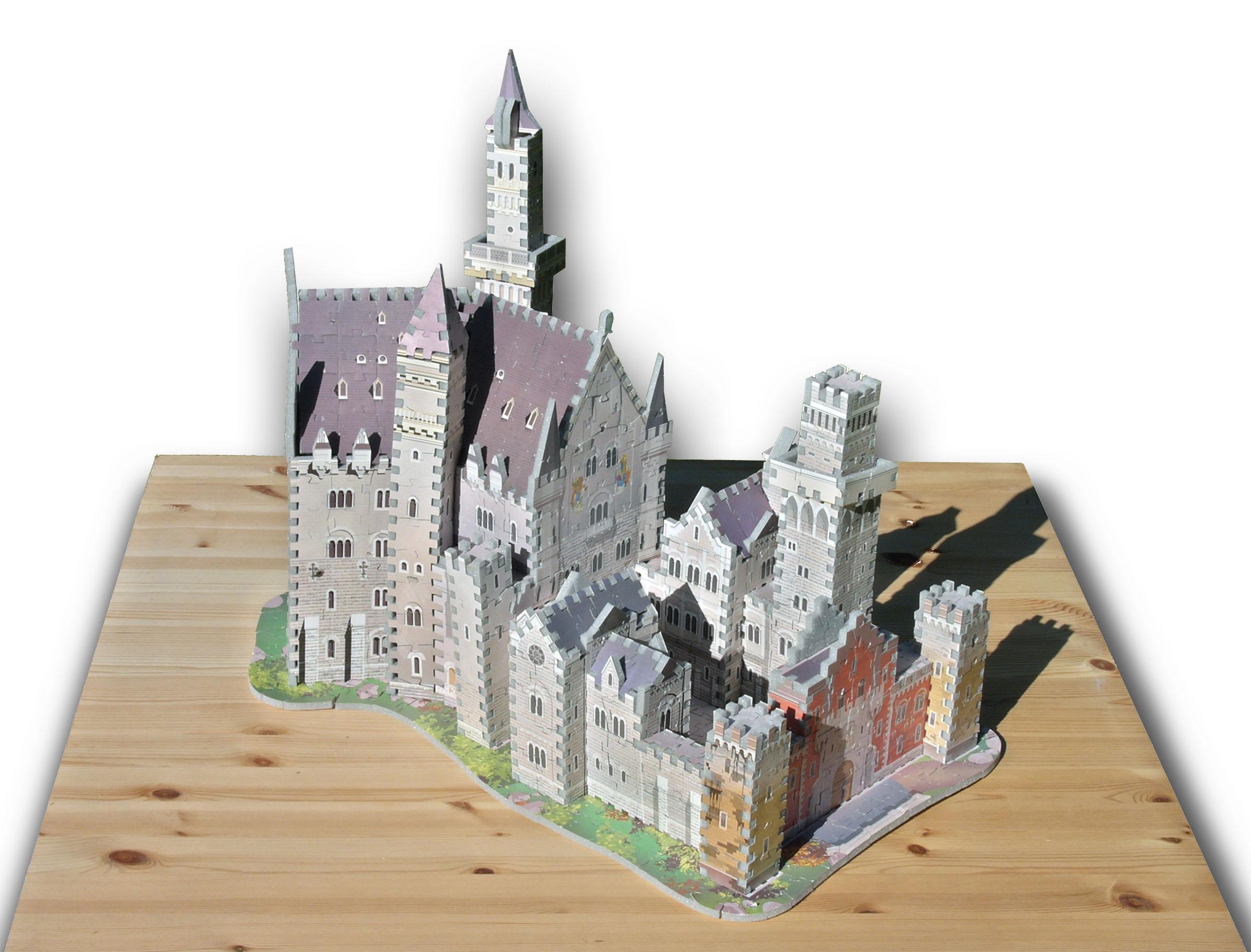3D puzzle,