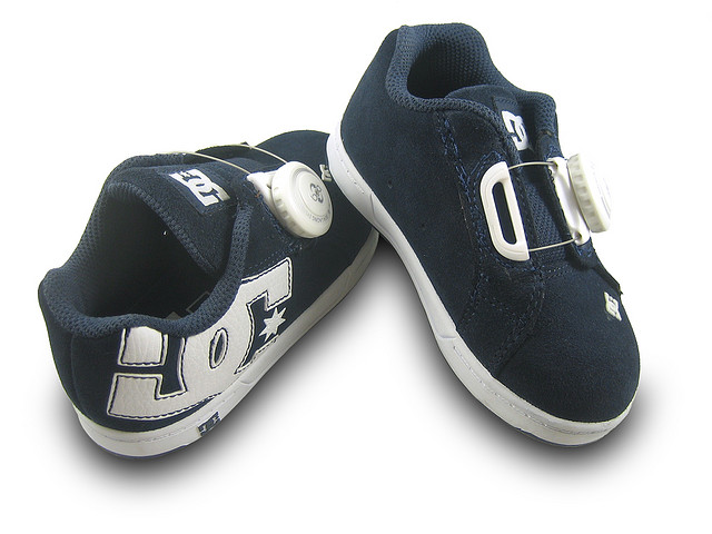 Kisfiú cipők