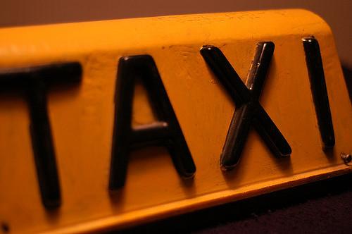 Mindenkiből lehet taxisofőr